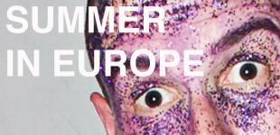 CHERYL: SUMMER IN EUROPE 2014